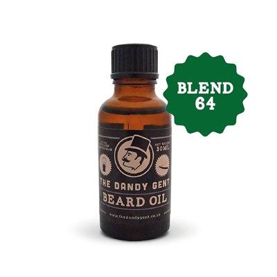 The Dandy Gent - Skægolie Blend 64