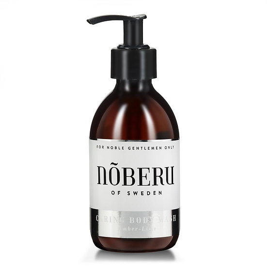 Nõberu of Sweden Caring Body Wash  Amber-Lime 250ml