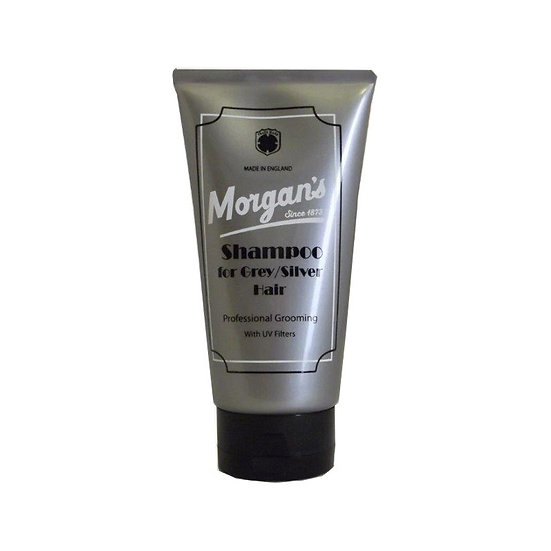 Morgan's - Shampoo for Grey/Silver Hair 150ml