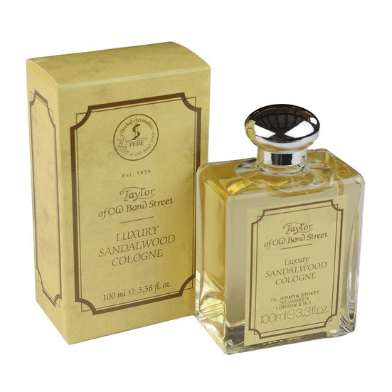 Taylor Of Old Bond Street Cologne Sandalwood 100 ml.
