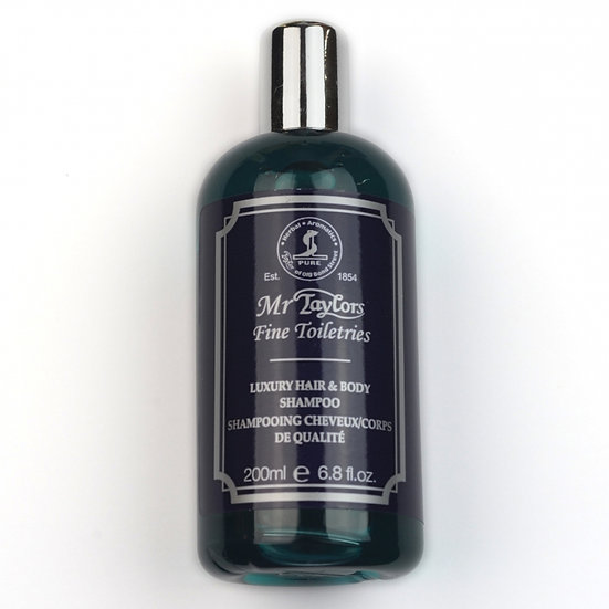 Taylor Of Old Bond Street - Mr Taylor Hår og Body Shampoo 200ml