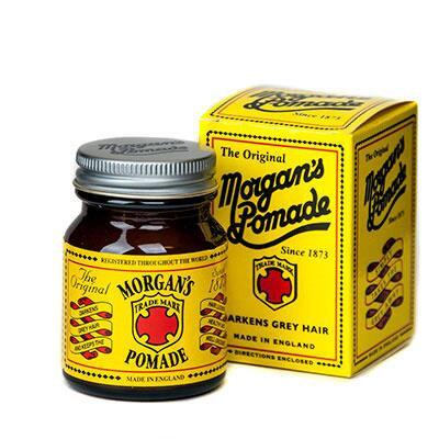 Morgan's Original Pomade 100 g Mod Grå Hår