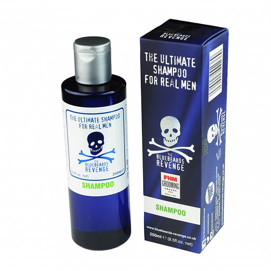 The Bluebeards Revenge Shampoo 250ml