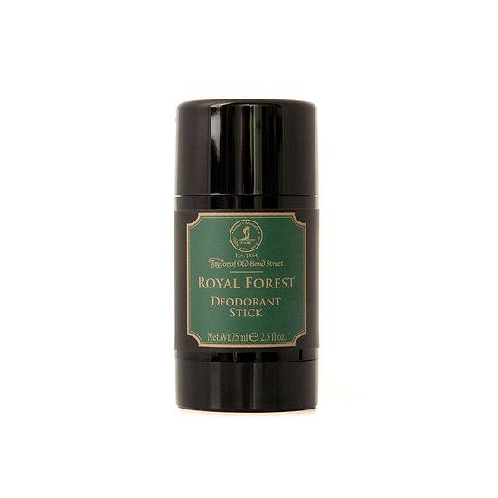 Taylor Of Old Bond Street Deodorant Stick Royal Forest 75 ml.