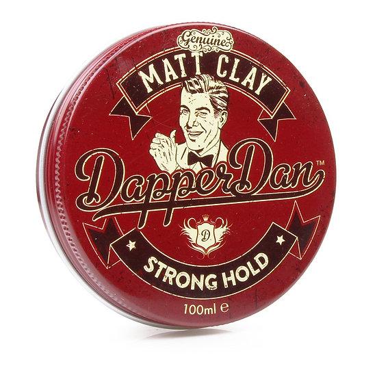Dapper Dan - Matt Clay 100ml