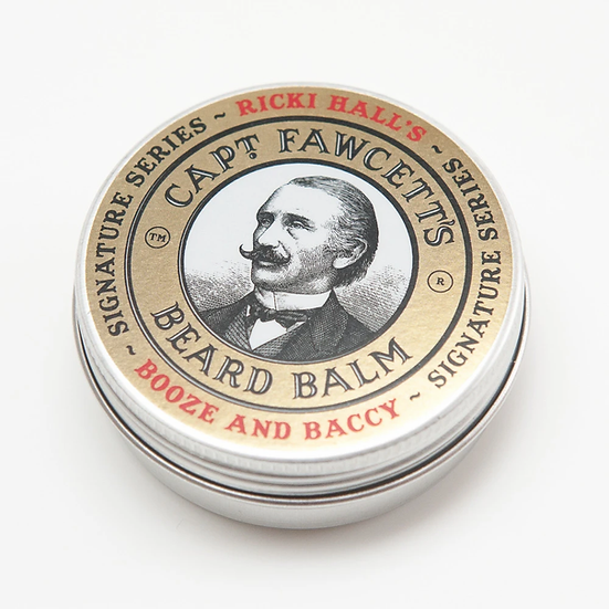 Captain Fawcett - Ricki Hall´s  Booze & Baccy Beard Balm 60 ml