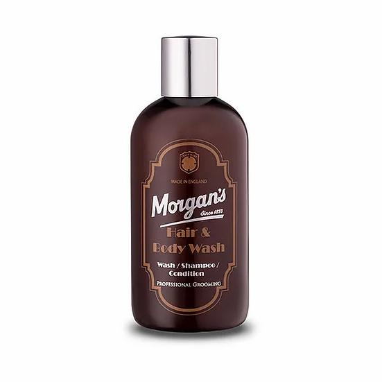 Morgan´s Hair & Body Wash 250 ml