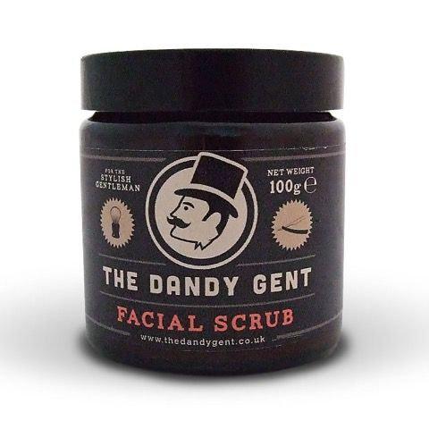 The Dandy Gent - Face scrub