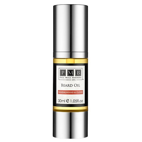 Pall Mall Barbers - Skægolie 30ml