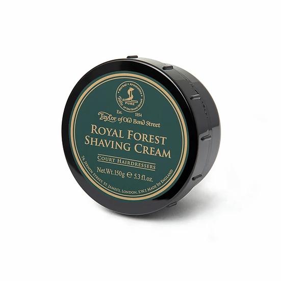 Taylor Of Old Bond Street Barbercreme Royal Forest 150 gr.
