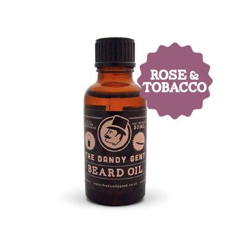 The Dandy Gent - Skægolie Rose & Tobaco