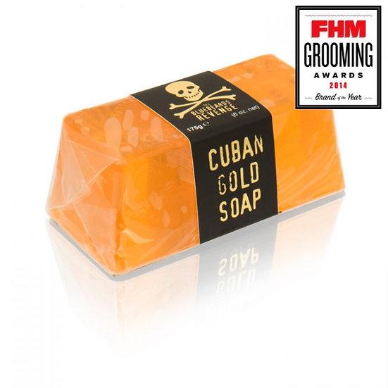 The Bluebeards Revenge - Cuban Gold Soap 175 gr.