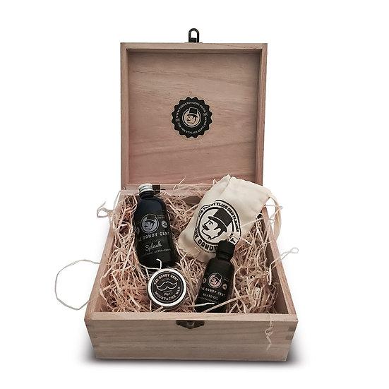 The Dandy Gent - Beard Box
