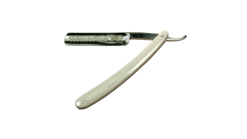 GOLDDACHS Straight Razor