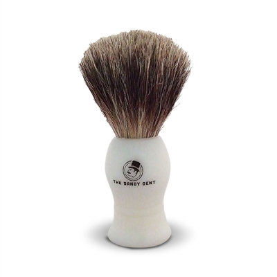 The Dandy Gent - Pure Badger Barberkost