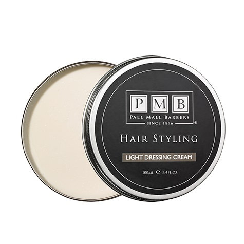 Pall Mall Barbers - Light Dressing Cream 100ml