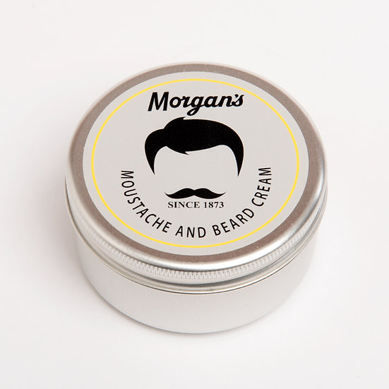 Morgan's Moustache and Beard Cream 75 ml