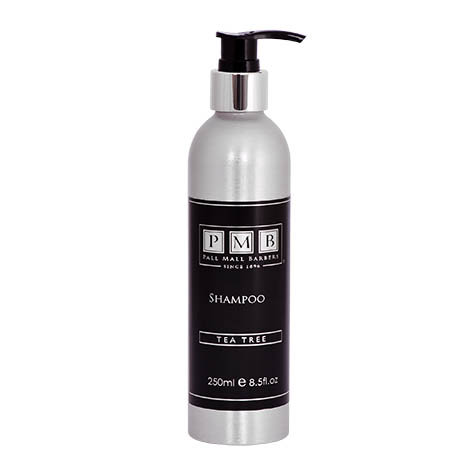 Pall Mall Barbers - Tea Tree Shampoo 250ml
