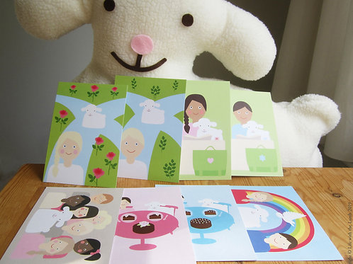 Life together card package