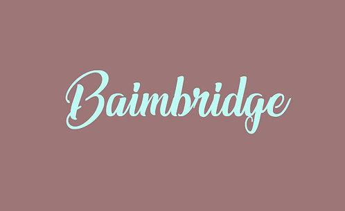 Baimbridge - Extraits de concerto