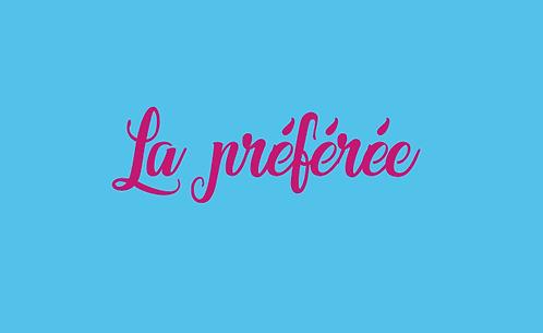 La préférée - 7 pièces créole Vol. 1