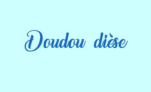Doudou dièse - 7 Pièces Créoles Vol 3