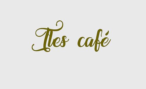 Iles café - 7 Pièces Créoles Vol 4