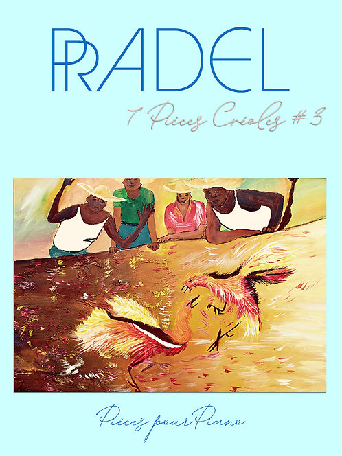 7 Pièces Créoles Volume 3