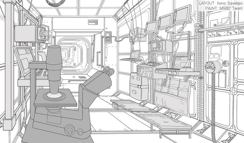 The Magic School Bus Rides Again: Kids in Space