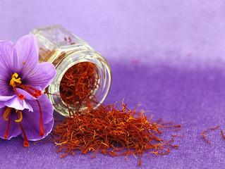 How to use saffron and make saffron milk.