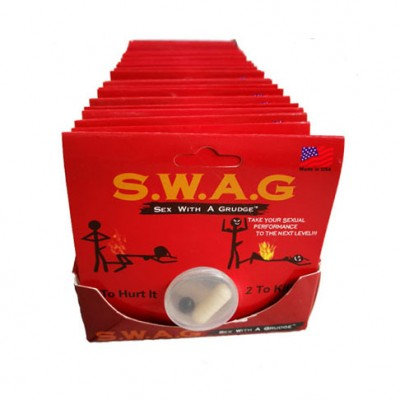 Grudge with a swag sex S.W.A.G. Sex