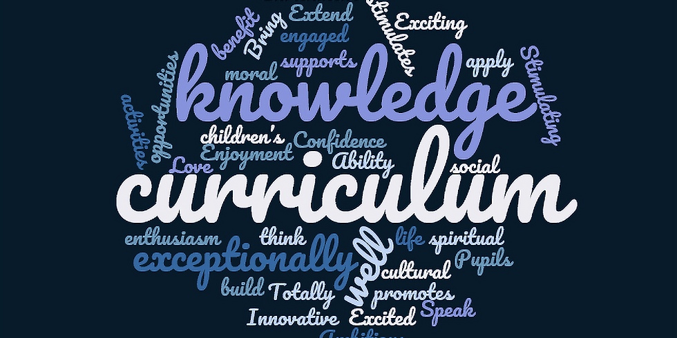 A Knowledge Rich Curriculum in Practice *Birmingham*