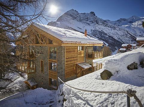 The Hohnegg Lodge ResortSaas-Fee