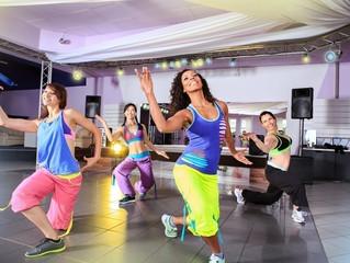 Zumba fitness: um ritmo de saúde e diversão
