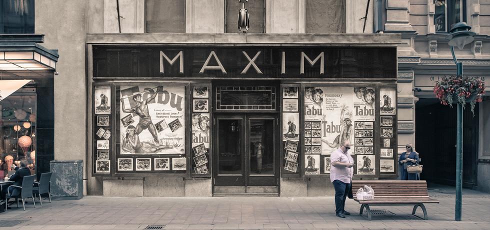 """""""Maxim"""""""