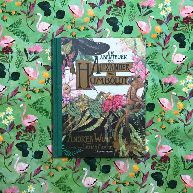 Die Abenteuer des Alexander von Humboldt – Andrea Wulf