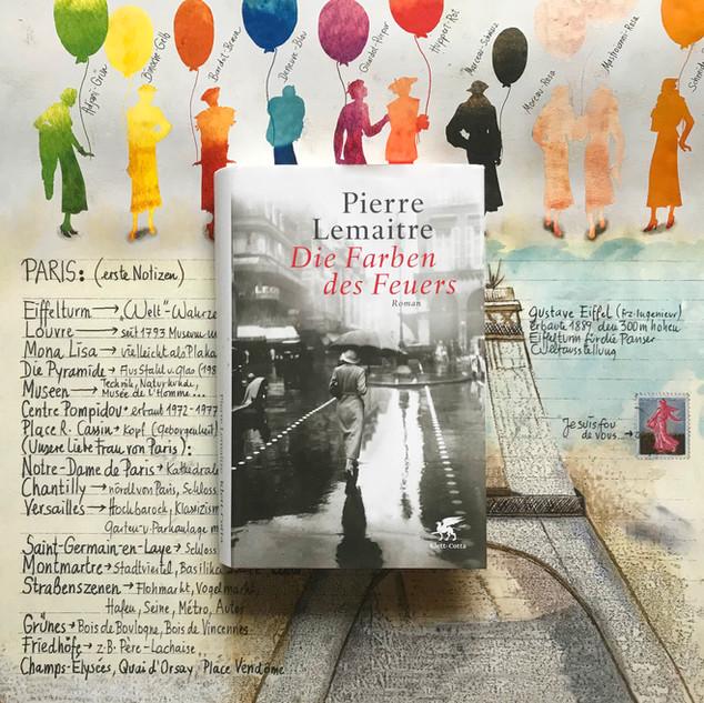 Die Farben des Feuers – Pierre Lemaitre