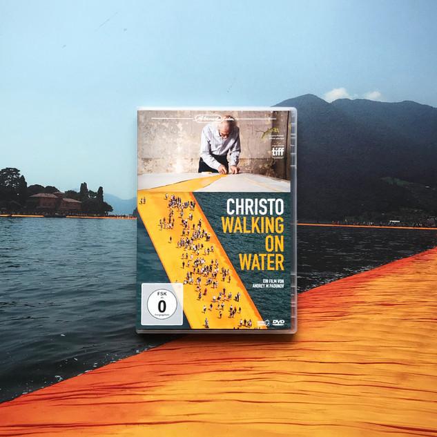 Walking on Water DVD