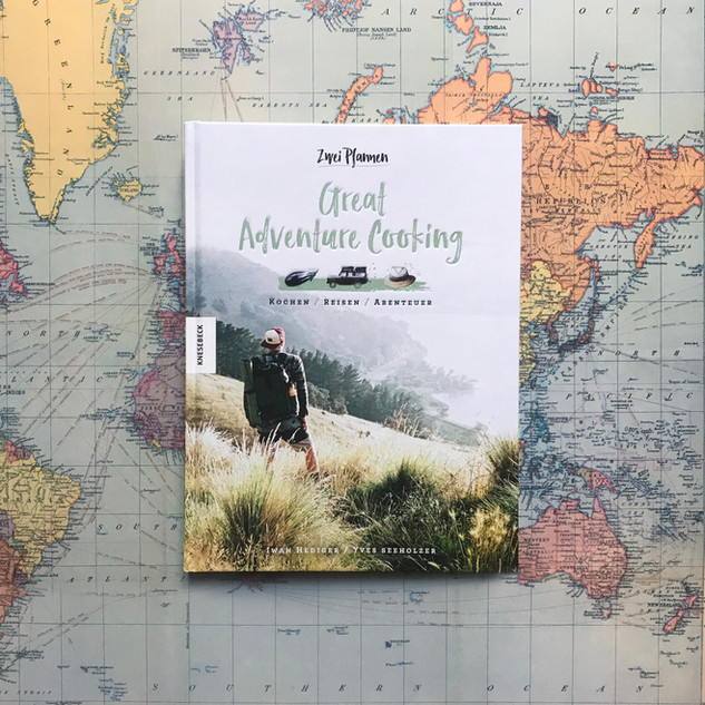 Great Adventure Cooking –Iwan Hedinger und Yves Seeholzer