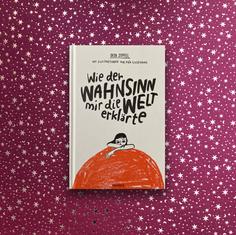 """Dita Zipfel – Wie der Wahnsinn mir die Welt erklärte (ab 12 Jahre)  Lucie die mutige Protgonistin dieser Geschichte macht sich ihre eigenen Gedanken und geht eigene Wege um mit ihrer unkonventionellen Familie und den Gleichaltrigen zurecht zu kommen.  Sie begegnet Klinge, der in seiner eigenen wahnsinnigen Welt lebt und die Frage """"Was ist normal"""" durchzieht den ganzen Roman. Das Buch ist gradlinig erzählt, witzig illustriert und es ist ein Mutmachbuch: Anderssein ist o.k..  #ZipfelDita #wiederwahnsinnmirdiewelterklärt #hanser #deutscherjugendbuchprei #lesenab12 #wasistschonnormal #einfachwunderbar"""