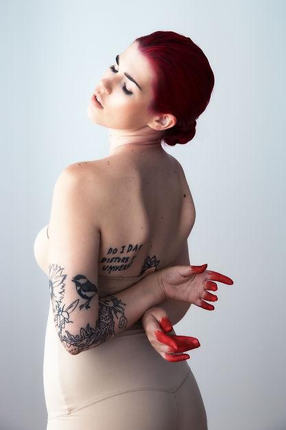Brianna Morrell, Art Model, Traveling Model, Erotic Model