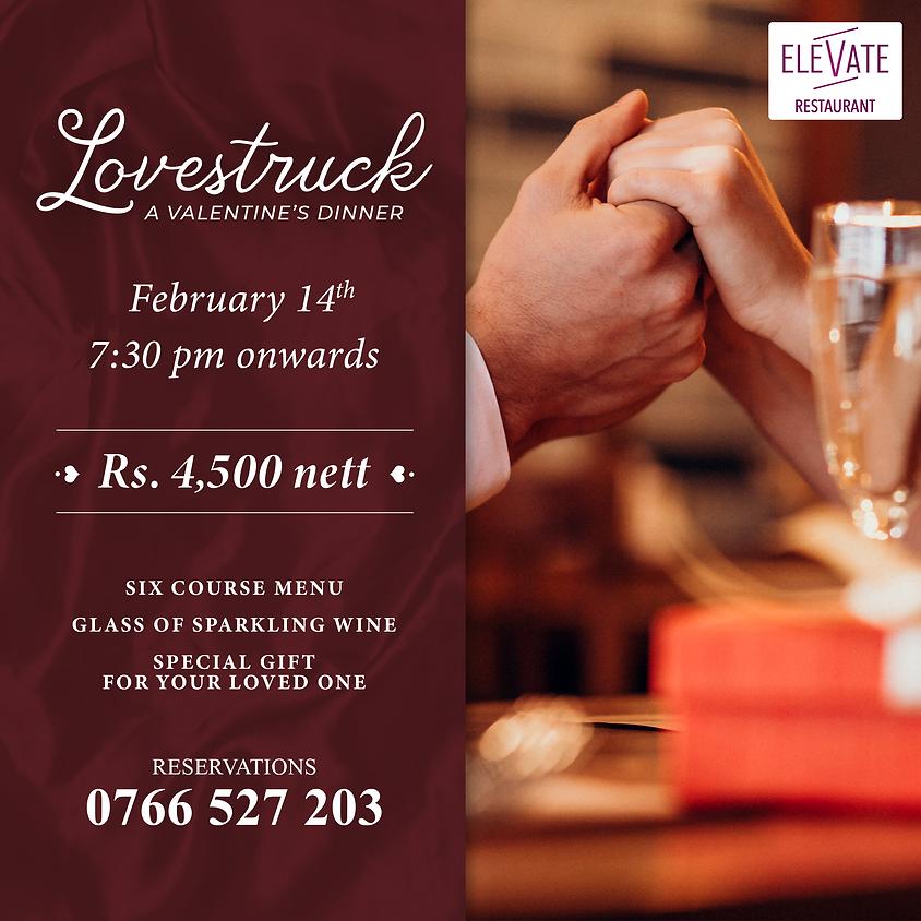 Lovestruck: A Valentine's Dinner