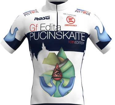 Opening the 10th GF Edita Pucinskaite - Rosti with a Special Shirt