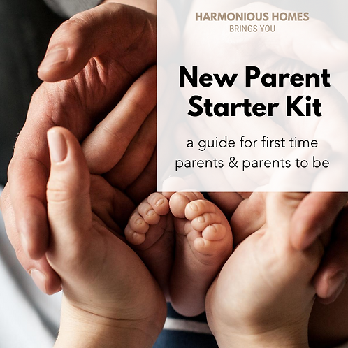 New Parent Starter Kit