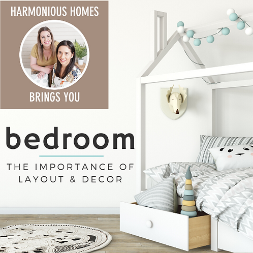 BEDROOM: the importance of layout and decor