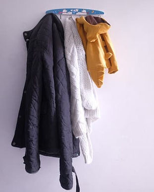 entryway jackets on hangers.jpg