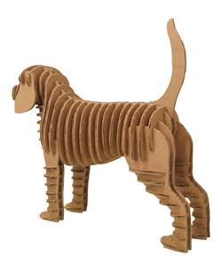 Cardboard Dog 3