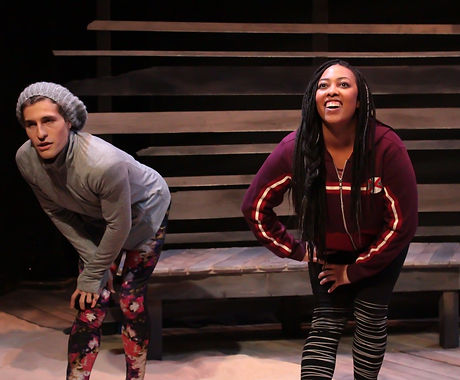 Winter People by Laura Neill at The Boston Playwrights' Theatre