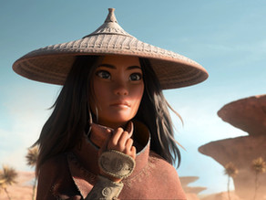 Feminist Film Club: Raya and the Last Dragon