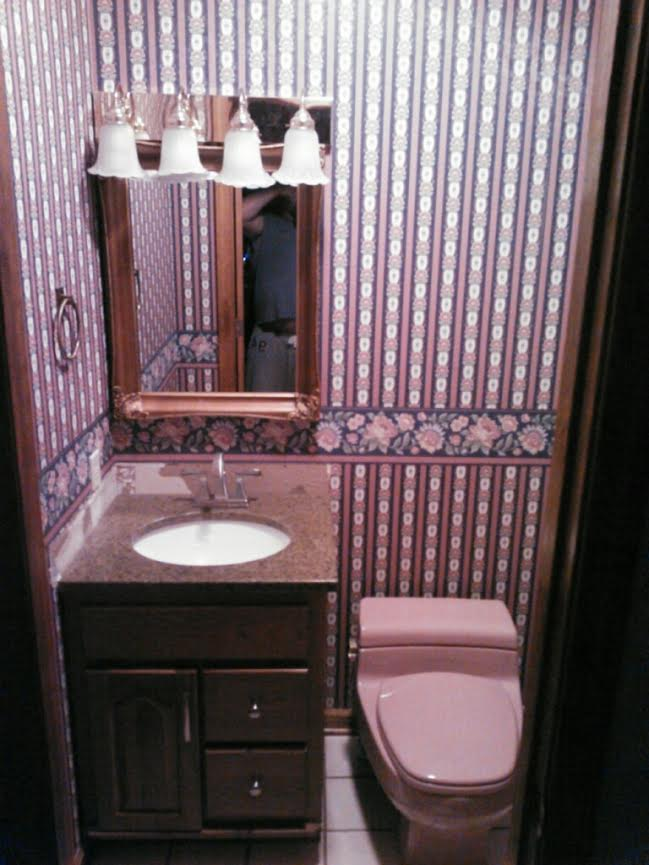 Bathroom Remodel (Before)